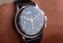 Quelles restaurations de montres ! / Voici quelques restaurations faites sur des montres de clients !