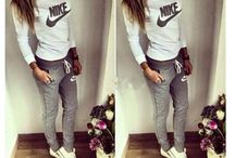 Athletic style