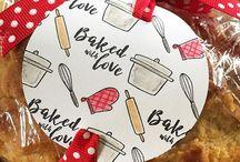 Baking Cards/Packaging
