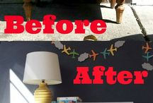 Top Transformations / Best Ikea Hacks and custom furniture