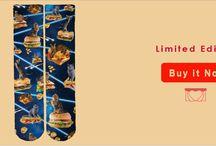 Socks! Limited edition!!