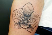 bloem tattoo