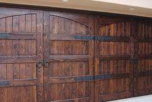 Home-Garage doors