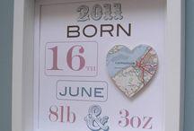 Baby Room / Nursery Ideas