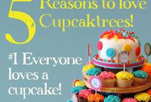 5 Reasons to Love Cupcaketree / Reasons why Cupcaketrees are such fun and a great value.