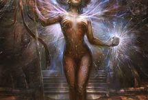 Divinità pagane-mitologia