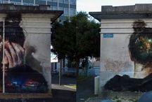World of Urban Art : SEBAS VELASCO  [Spain]