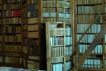 Knižnice / knihy