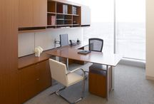 Private Offices / Knoll Private Offices and Workstations