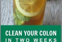 Clean yr colon in 2 weeks