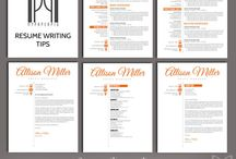 Modern & Creative RESUME TEMPLATES -- ( a l l i s o n  m i l l e r ) / Land your dream job today with these clean, modern, creative & professional RESUME TEMPLATES with matching cover letter, references, thank you letter, further icons and bonus resume writing tips! Welcome in my shop on Etsy! MY PAPER PIG