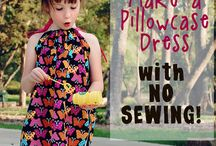 Couture habits enfants