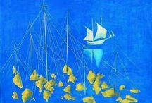 ελληνες ζωγραφοι