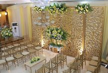 Weddings decorations