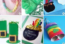 St Patricks Day ideas for kids - FUN!! ;0)