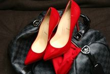 Shoes & Bags(Purses) / To complete your outfit. / by Sandra Hutchinson