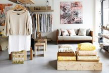 Apartment Ideas / Small space decorating