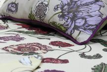 Blendworth / Blendworth is synonymous with elegant print designs and a rich selection of tactile weaves in timeless colour palettes. Hand-painted florals, grand damasks, and colourful prints are translated into elegant fabrics and wallcoverings, where classical imagery meets modern surface design in a discerning unison. Available from Rodgers of York.