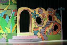 Tiyatro dekoru