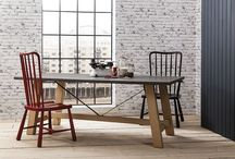 Dining Ranges / Our superb dining furniture ranges offering contemporary to traditional, vintage to nouveau or chic to casual for any dining area.