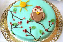 Cakes / by mvllrmspam