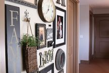 Home deco ideas / by Shanna Brittain