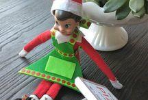 Inspiration - Elf on the Shelf