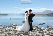 Destination Weddings in New Zealand / Beautiful New Zealand Destinations for your elopement