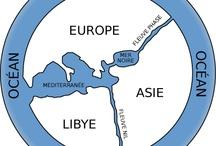 cartographie antique