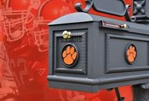 Collegiate Mailboxes / For the Clemson or Carolina fan in your life, look no further than our Better Box Collegiate Mailboxes.
