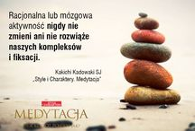 """Medytacja / """"Style i Charaktery. Medytacja"""""""