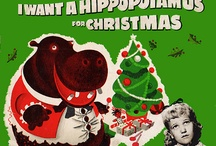 Christmas Music - Kid's, Novelty / Vintage kid's and novelty Christmas records. (I know the board title says LPs but there will be plenty of 45's and 78's as well)