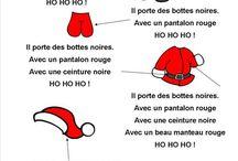 Comptines chants Noël