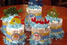 Diaper Cakes  / by Penny Eddy