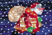 Picture Books - Christmas and Winter / Picture books about snow, winter, Christmas and other winter holidays.