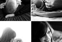 Lifestyle` Newborn, baby, family` / by Erin Hagins