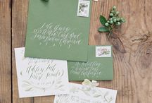 Wedding Anyone.....? / Wedding stationery & invites