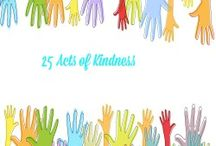 Good Deeds / Doing Acts of Kindness for others