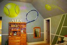 Tennis room