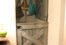 country closets