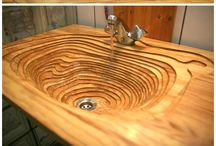 Gorgeous Wood / Eclectic And Beautiful Wood Designs