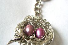 Unique Gift ideas for moms / Handmade accessories