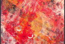 Gelli Prints / by Margaret Briggs