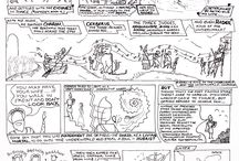 Greek Myth Comix / Actual Greek Myth Comix