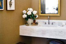 bathrooms / by Beth Hundley