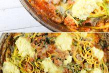 Zucchini Meals