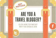 Travel Blogging / by Aivar Ruukel