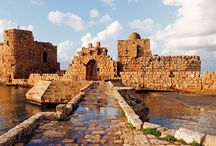 ancient old cities