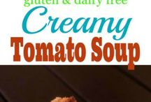 Lunch Recipes - Gluten & Dairy Free