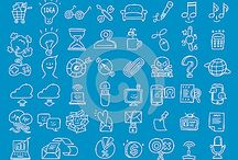 Webdesign - ikony
